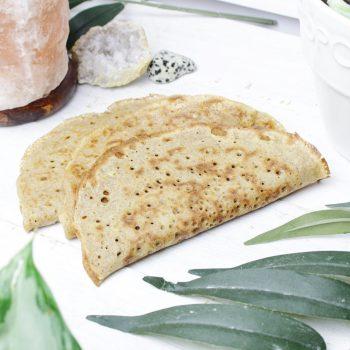 Vegan Chickpea Tortillas