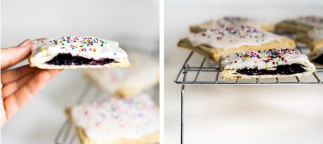 Vegan Blueberry Pop-Tarts