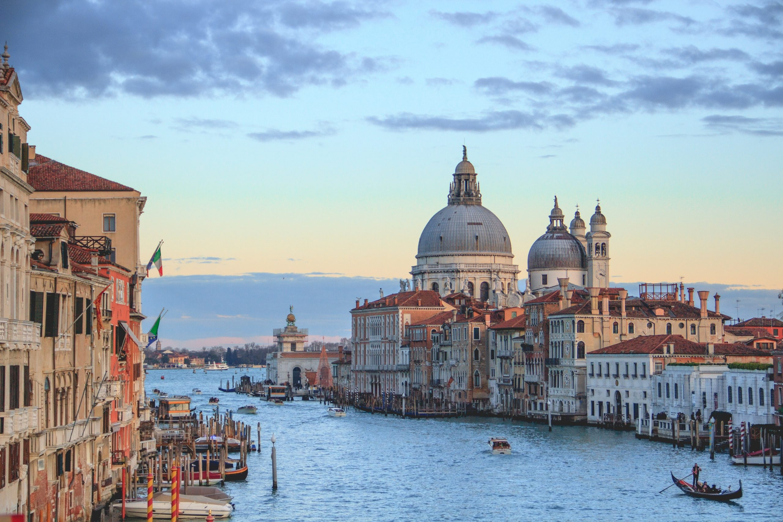 View of Venice