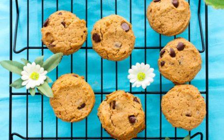 Gluten Free Coconut Oil Cookies