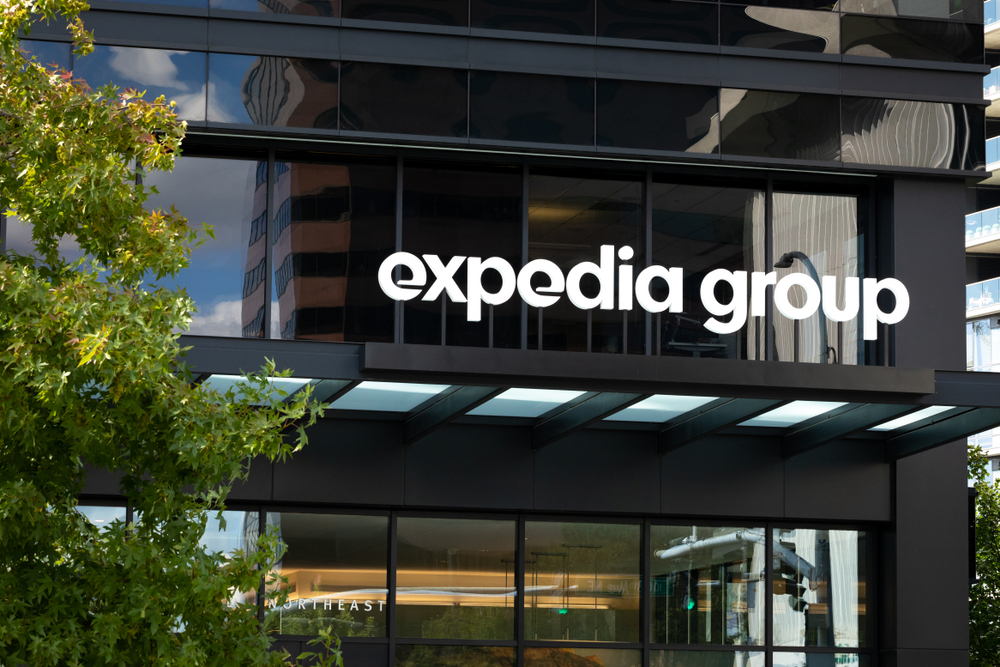 Expedia Group building