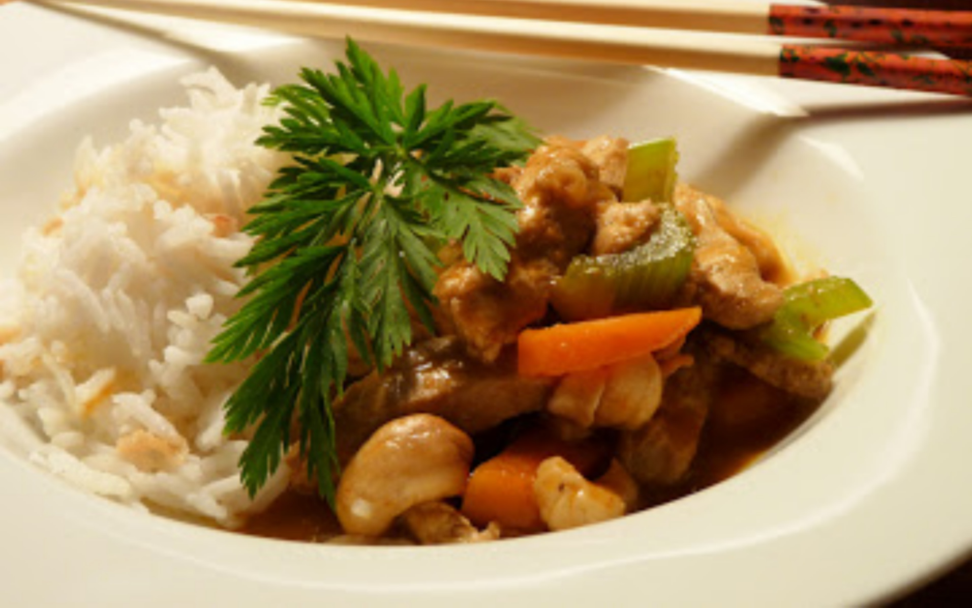 cashew stir-fry