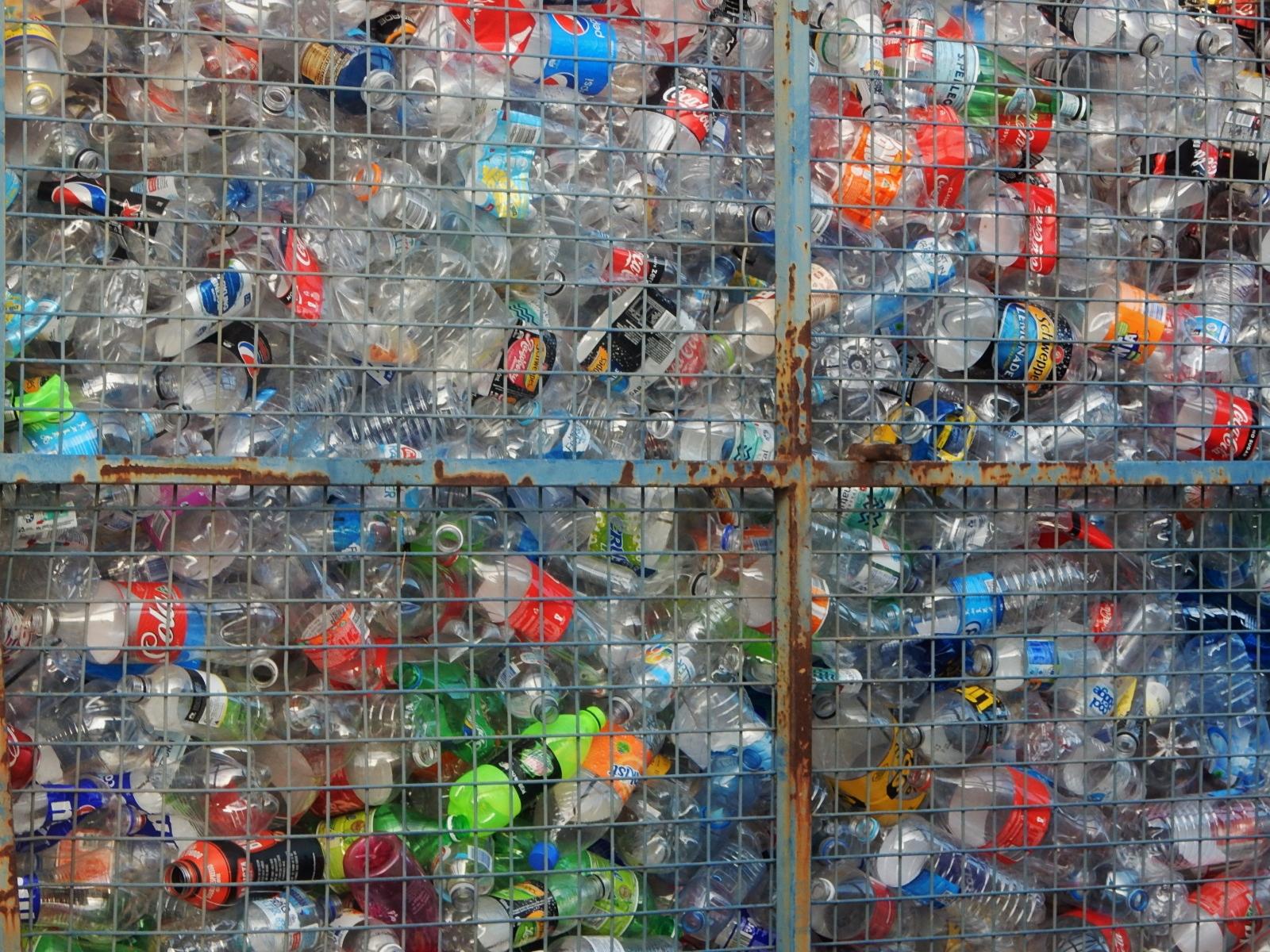 how to repurpose plastic bottles