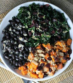 Kale Balance Bowl