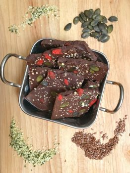medicinal chocolate