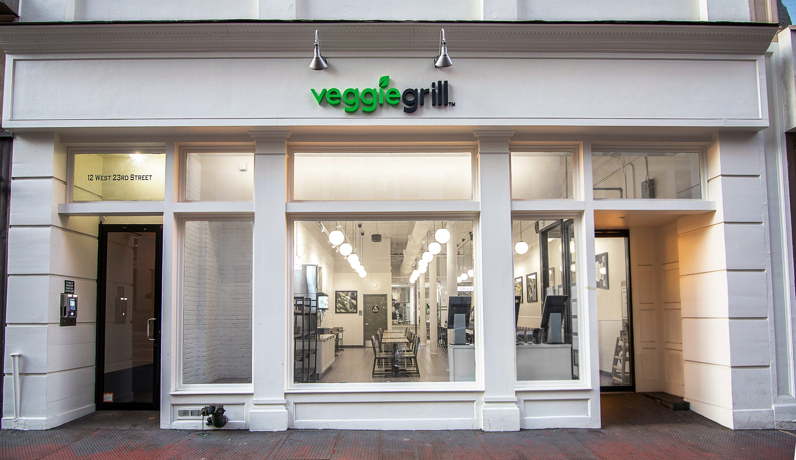 Veggie Grill first NYC location