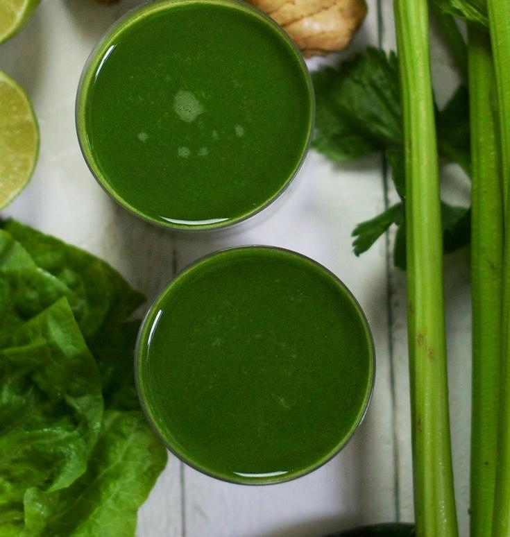 Vegan Alkaline Green Juice