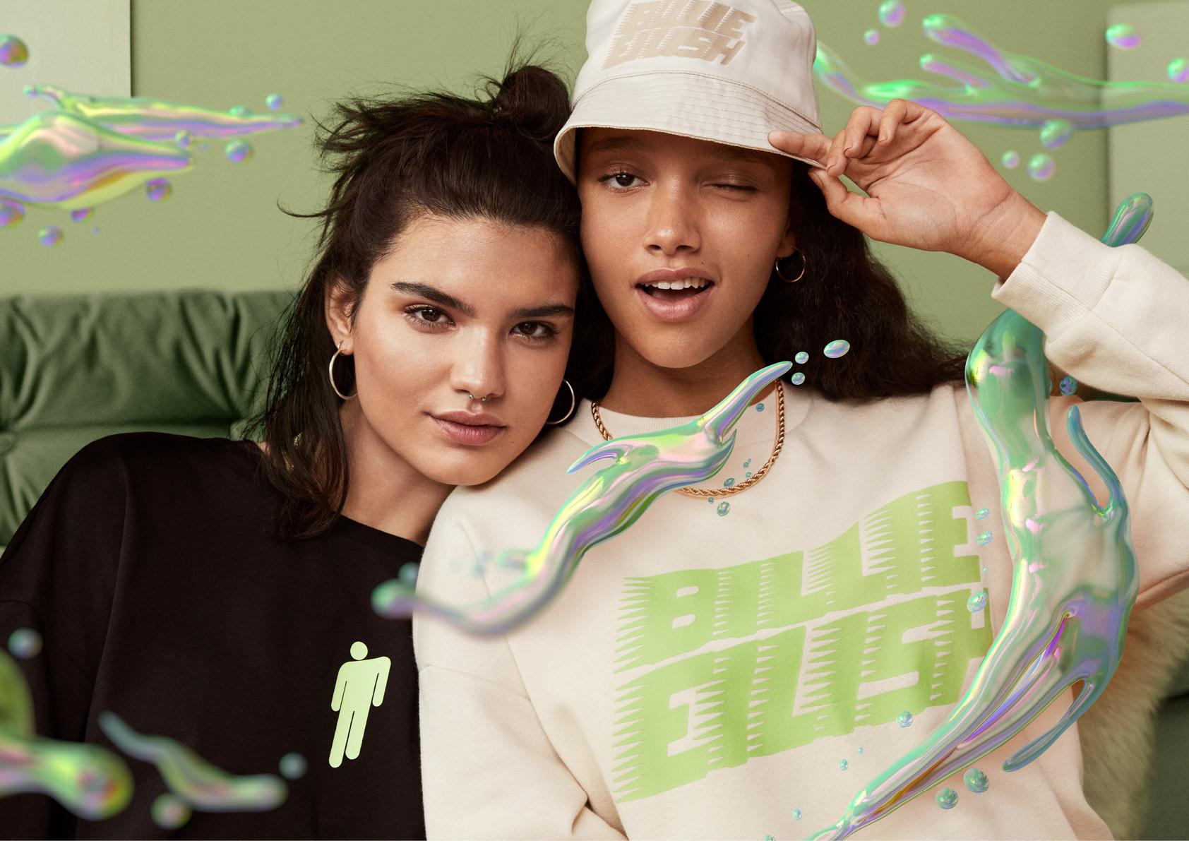 Billie Eilish H&M
