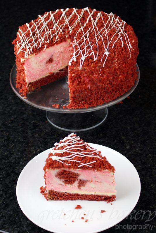 Red Velvet Cheesecake Vegan One Green Planet