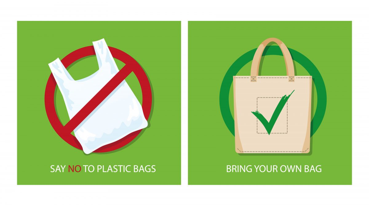 Quick Guide to NYC's Plastic Bag Ban Starting March 1
