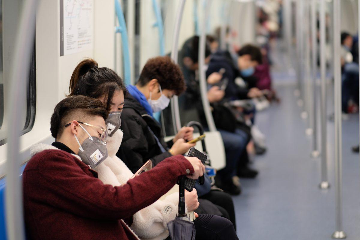 Coronavirus Fear in Shanghai