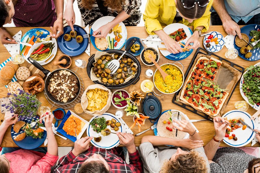 Vegan Communal Meal