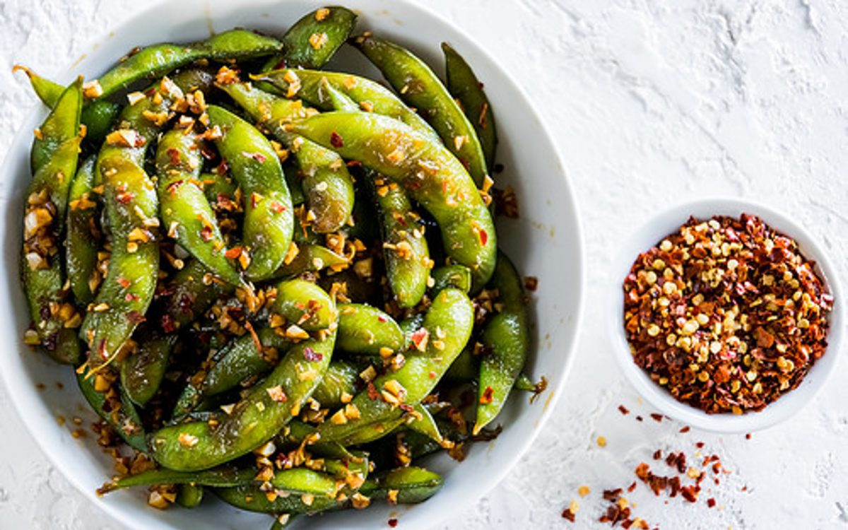 15 High-Protein Edamame Recipes!