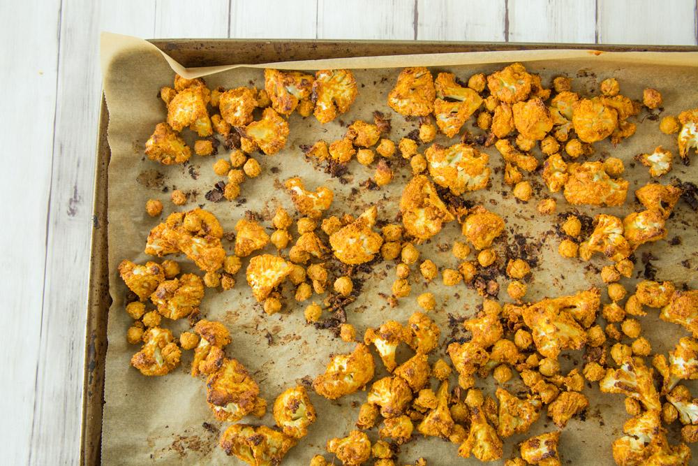 Vegan Cauliflower Tandoori
