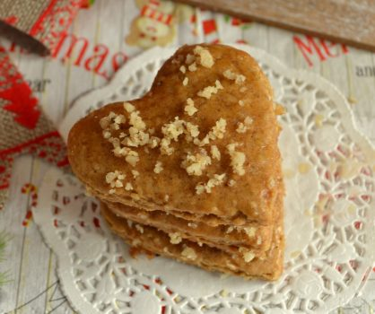 greek honey cookies