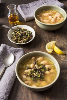 Gigante Bean Soup