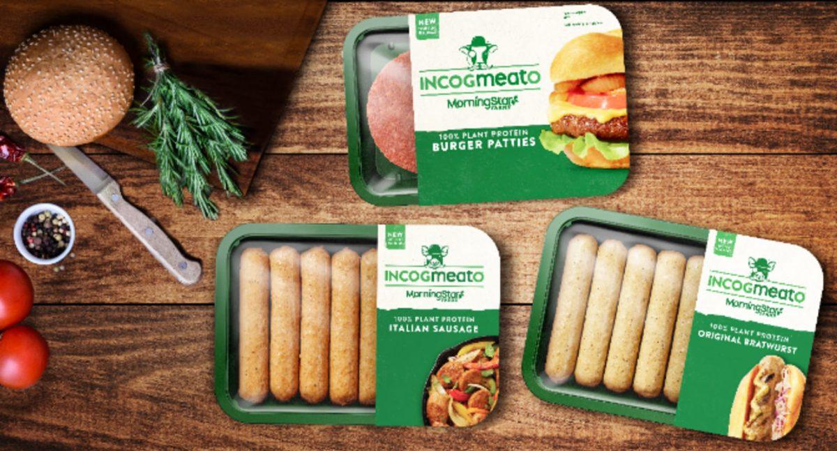 Kellogg's Incogmeato Line Launching Vegan Bratwurst and Italian Sausage