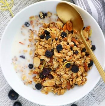 superfood granola