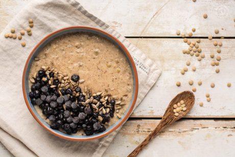 lentil oatmeal