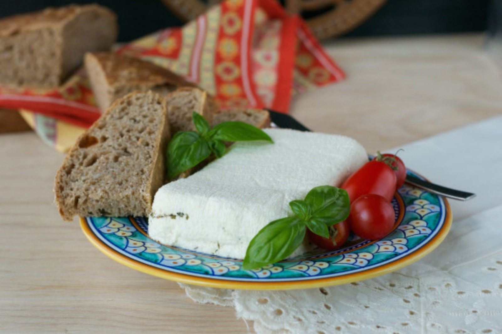 Macadamia Nut Pepper-Herb Feta