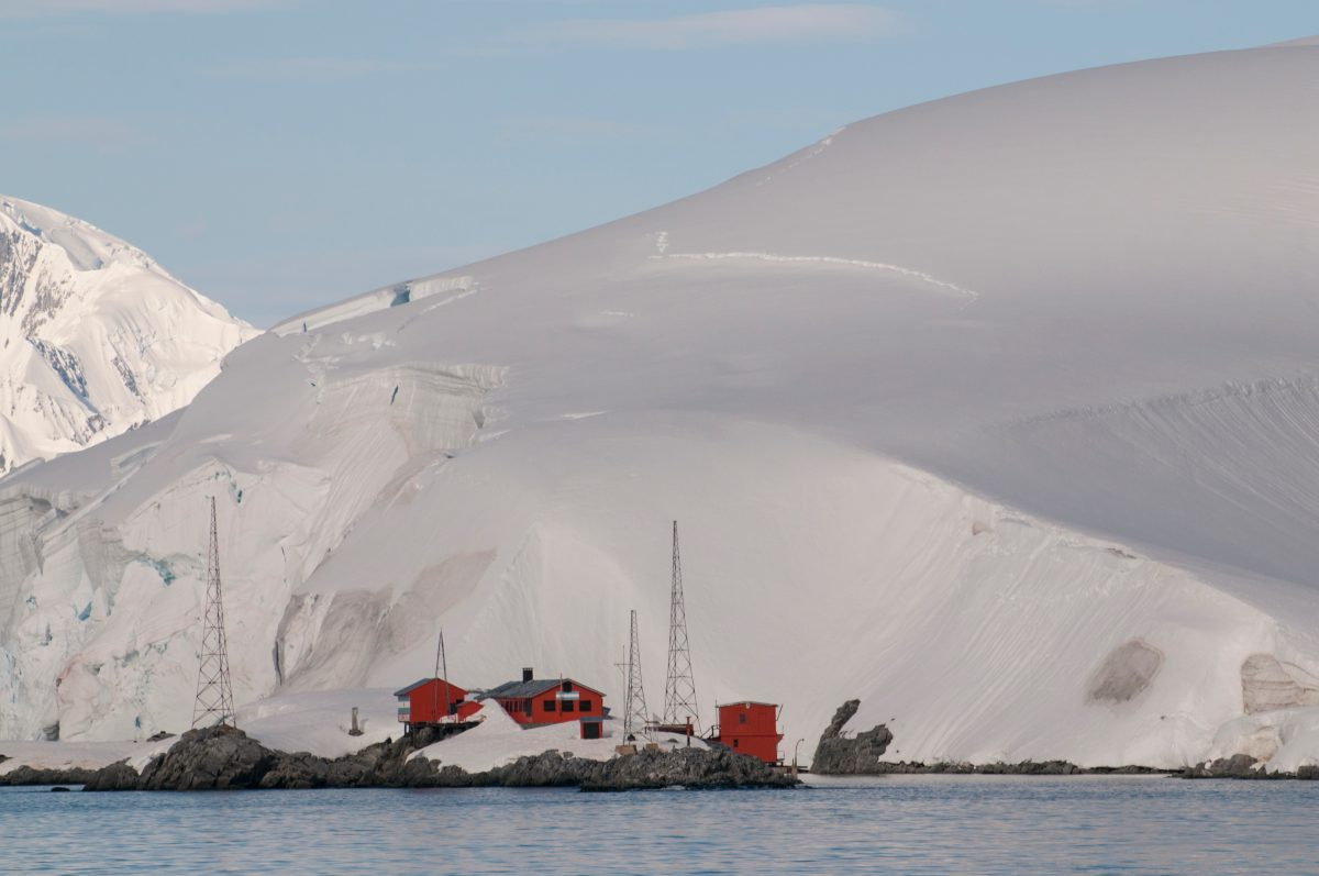 Antarctica Registers Its Hottest Temperature Yet