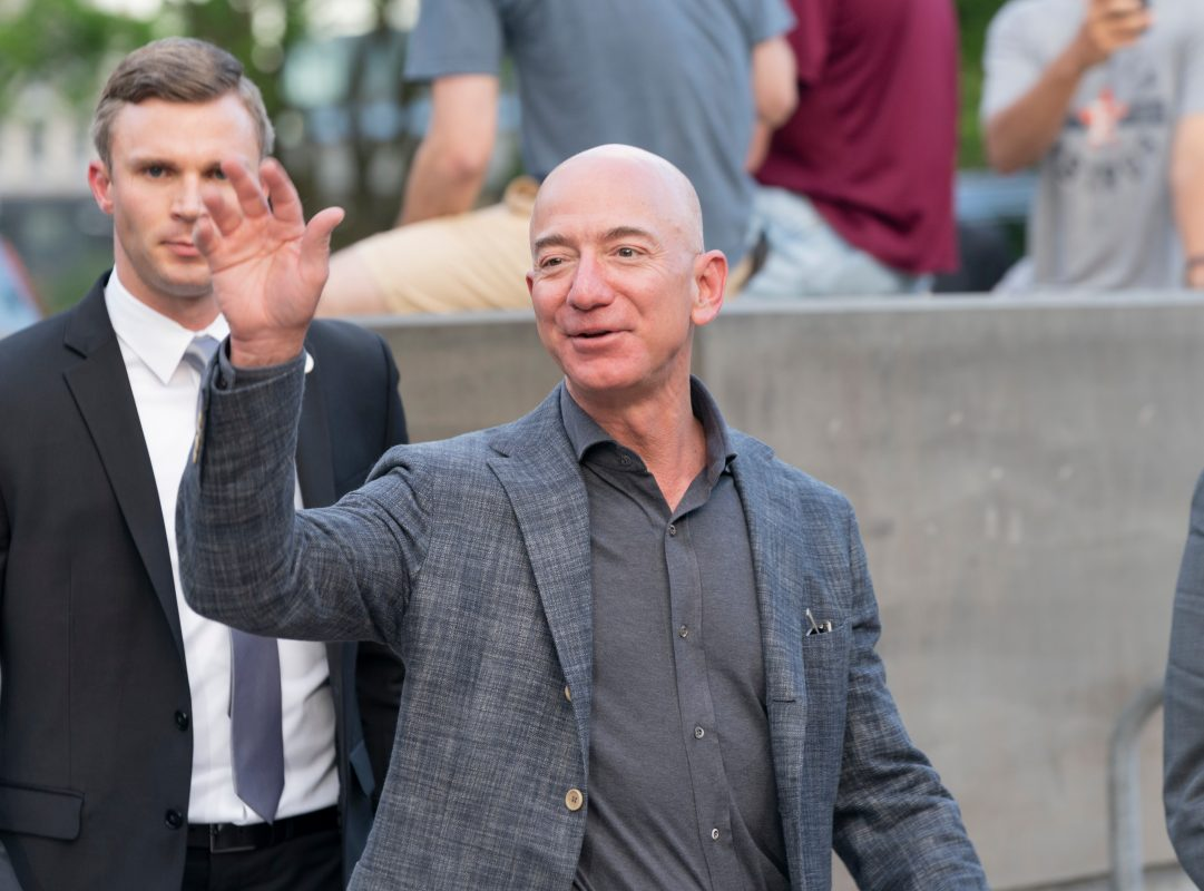 Jeff Bezos Invests 10 Percent of his Fortune Towards Fighting Climate Change