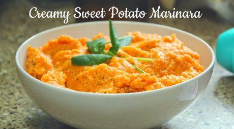 sweet potato marinara