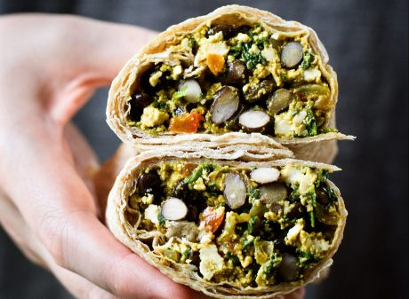 Freezer Friendly Breakfast Burritos