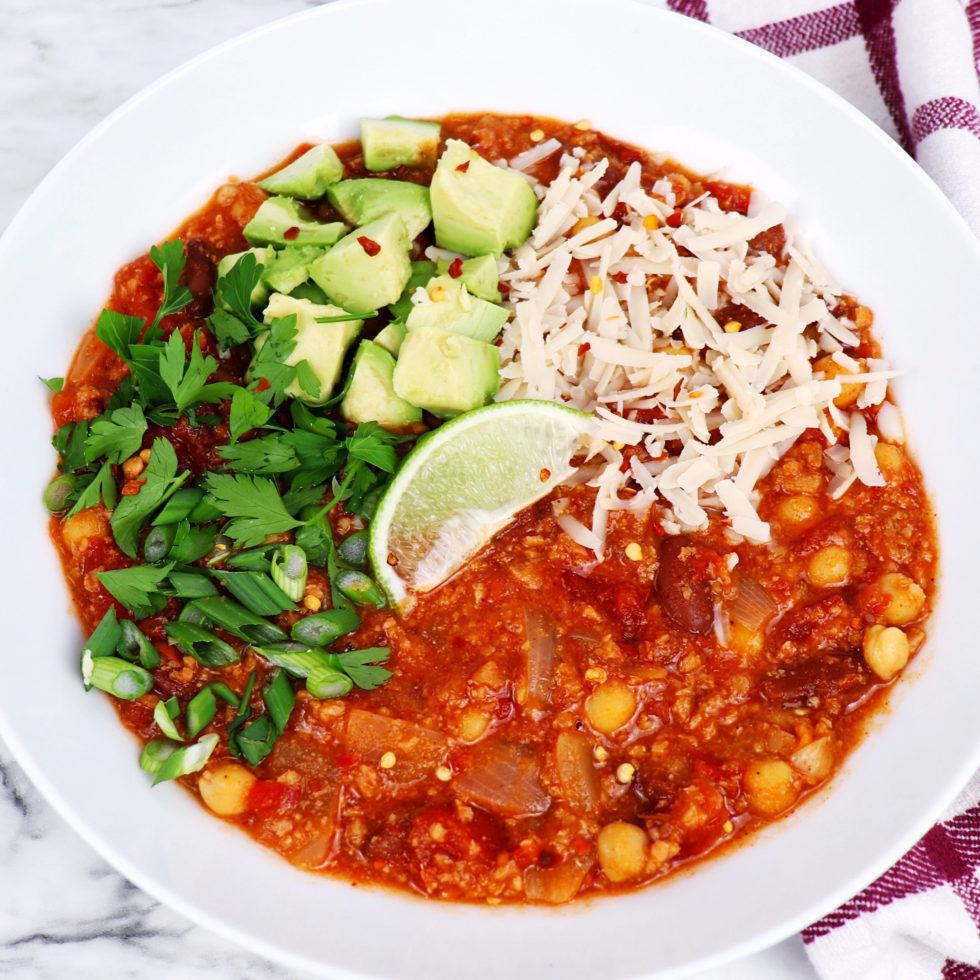 The Ultimate Chili