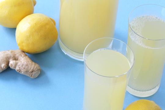 Vegan Prime Lemonade