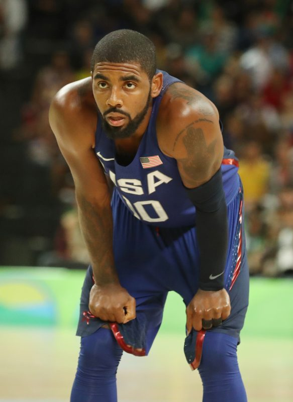Basketball Star Kyrie Irving Donates Tons of Plant-Based Meals to Help those Impacted by Coronavirus