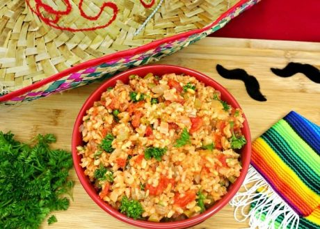 mexican food, mexican dinner, mexican rice, delicious, tasty, dinner, vegan