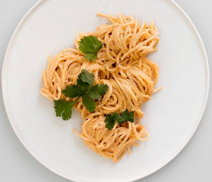 Vegan Creamy Chipotle Pasta