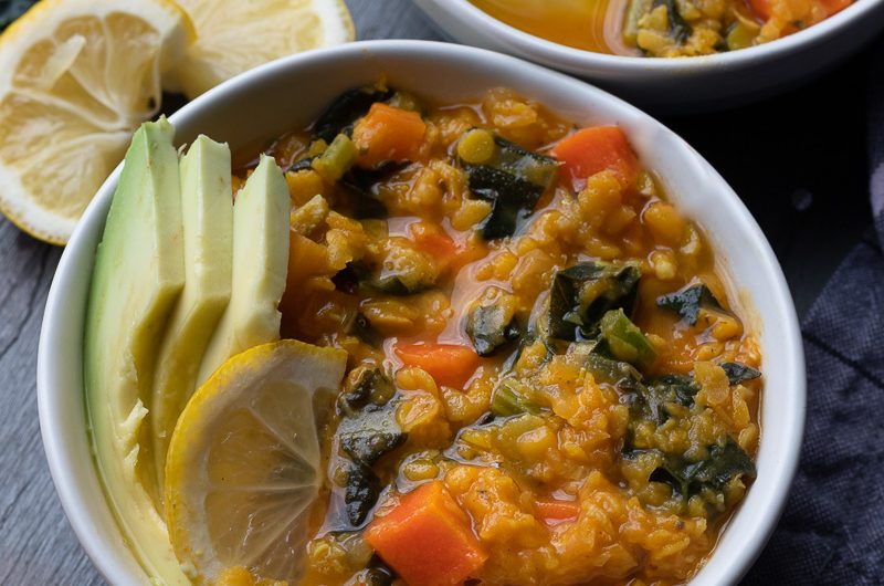 10 Vegan Lentil Soups, Stews, and Curries to Keep You Warm and Satisfied this Winter