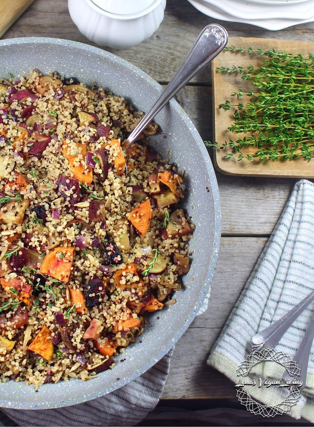 Autumn Quinoa