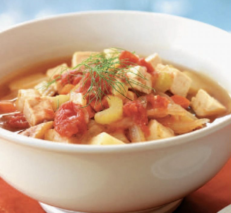 Tofu Bouillabaisse