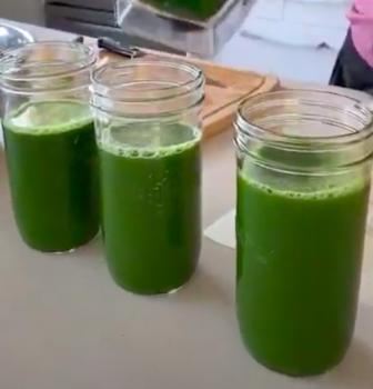 Immunity Greens Juice