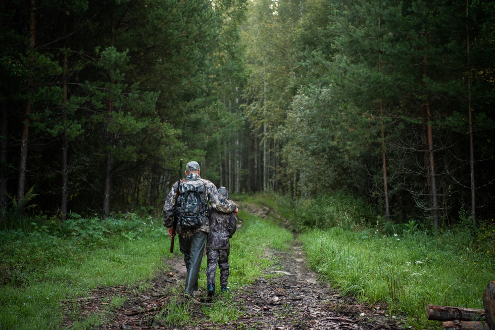 Petition: Make it Illegal for Children to Participate in Trophy Hunting