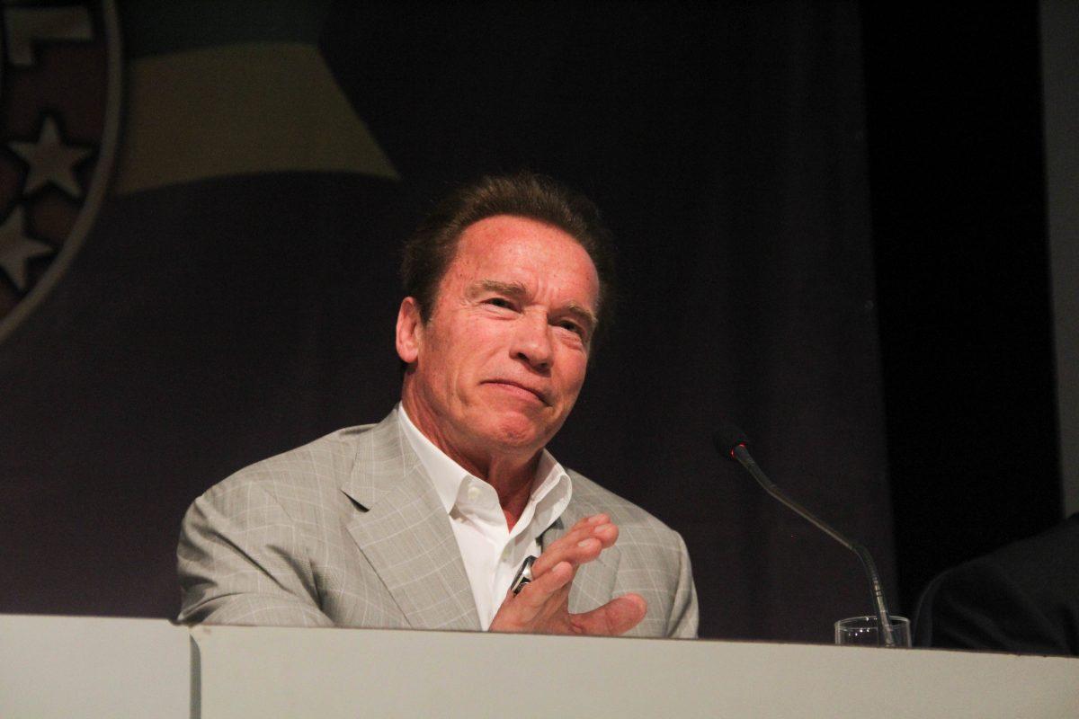 Arnold Schwarznegger