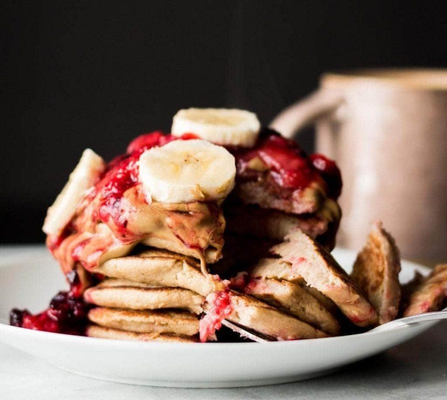 Blender Pancakes