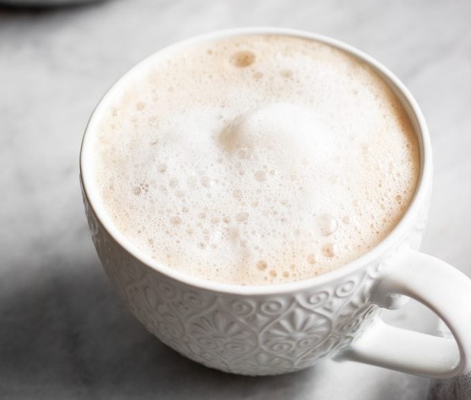 Vegan London Fog Tea Latte
