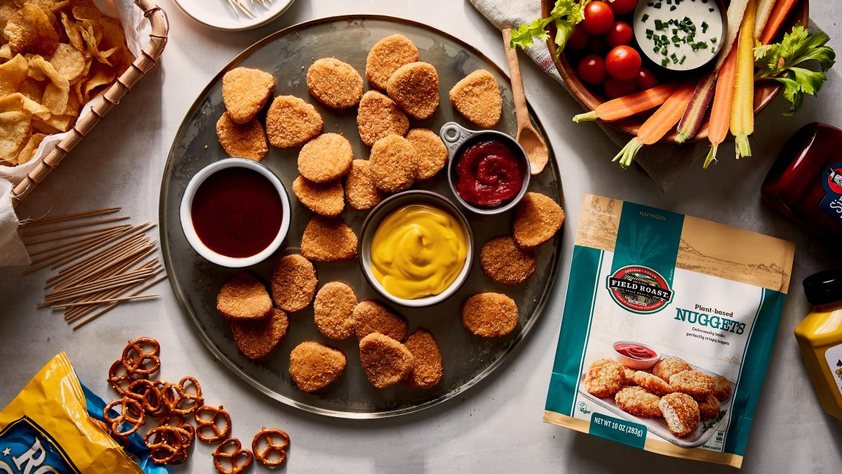 Field Roast Launches High-Protein, Soy-Free Vegan Nuggets!