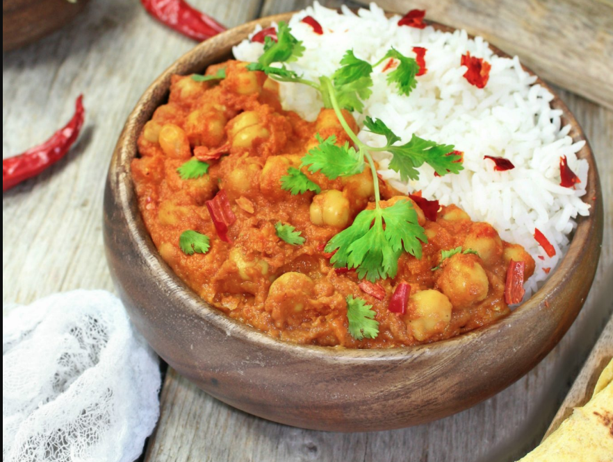 Veagn Wholesome Chana Masala