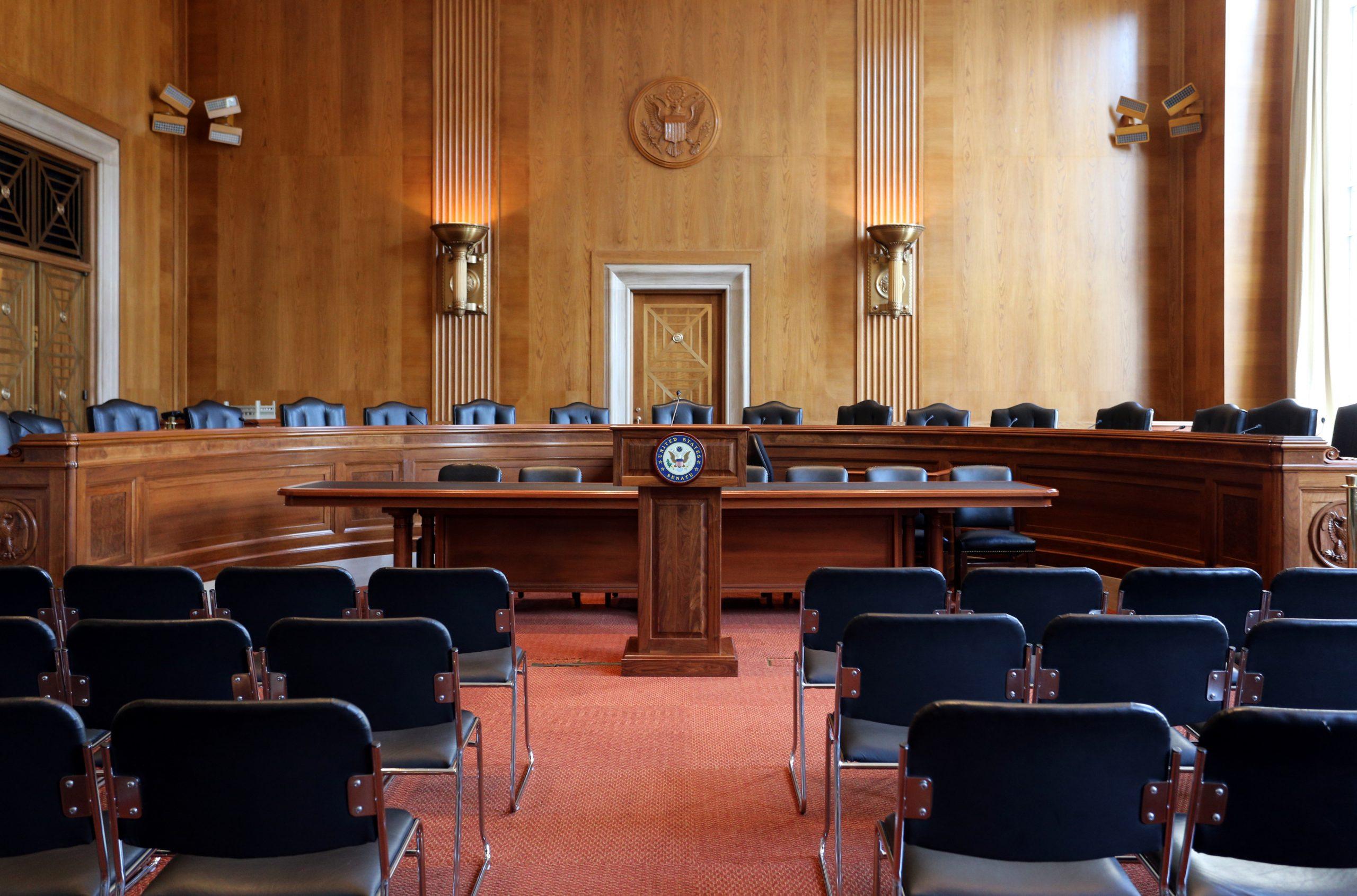 Senate Hearing Room