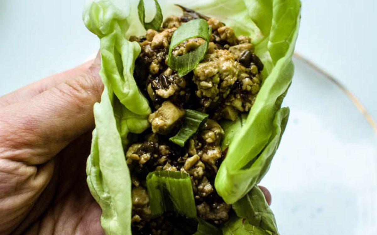 P.F. Chang's Copycat Tofu Lettuce Wraps