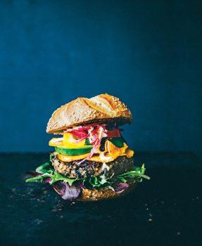 Truffled Burger