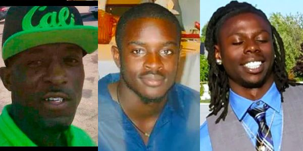"""Police Dismissed Lynchings of Black Men as """"Suicides."""" Demand Justice and Real Answers, Now!"""