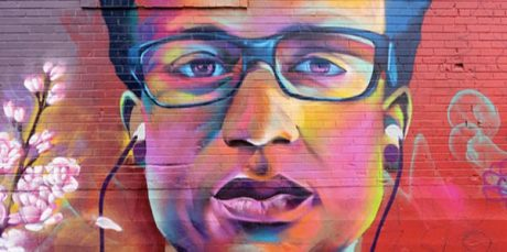 Elijah McClain mural
