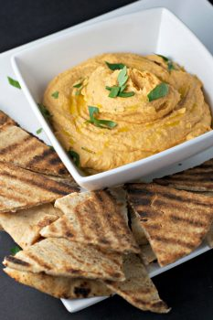smokey chipotle hummus