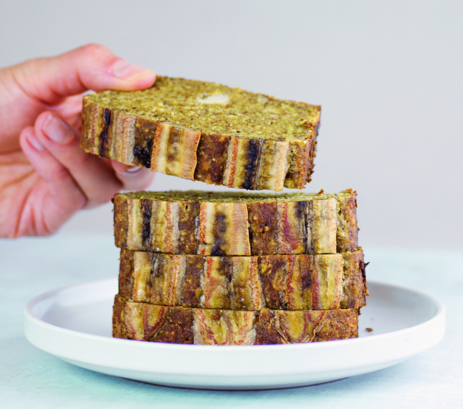 From Golden Banana Bread to Heart-Healthy Burger: Our Top Eight Vegan Recipes of the Day!